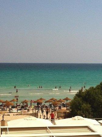 TUI FAMILY LIFE Alcudia Pins:                   beautiful clear blue sea
