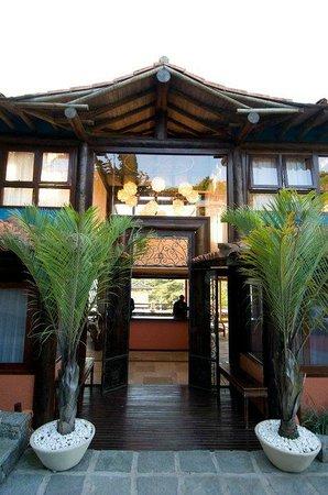 La Pedrera Small Hotel & Spa: Recepción