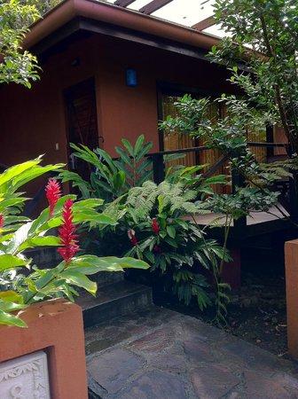 Rio Celeste Hideaway Hotel: Casita #9