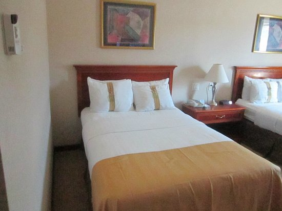 Holiday Inn Managua - Convention Center: The second bed in my room