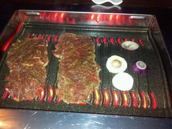 Mannaza Korean Restaurant:                   Mmmmm