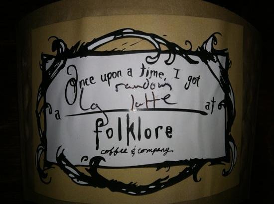 Photo of Restaurant Folklore Coffee & Company at 1 N Market St, Elizabethtown, PA 17022, United States