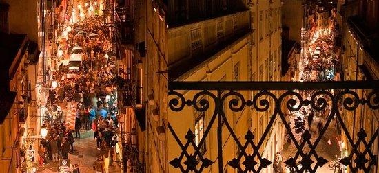 Lisbon Colours: Bairro Alto