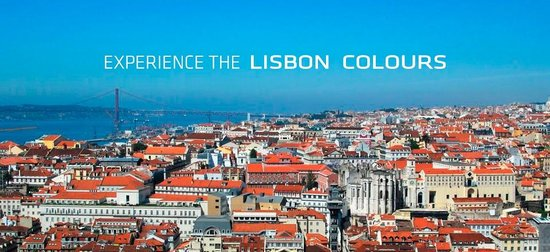 Lisbon Colours: Lisboa