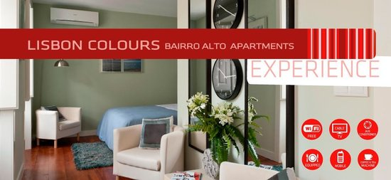 ليسبون كولورز: Apartamento