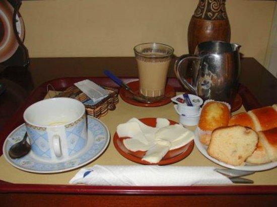 San Demetrio Hotel: Breakfast