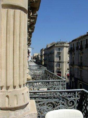 San Demetrio Hotel: Balcony