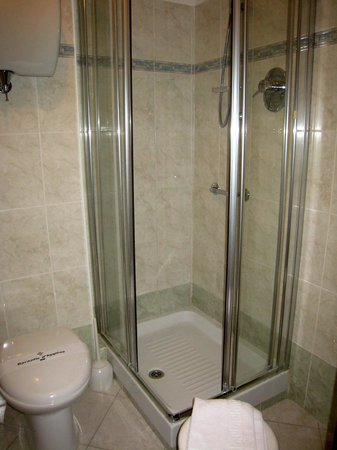 Grifone Hotel: shower