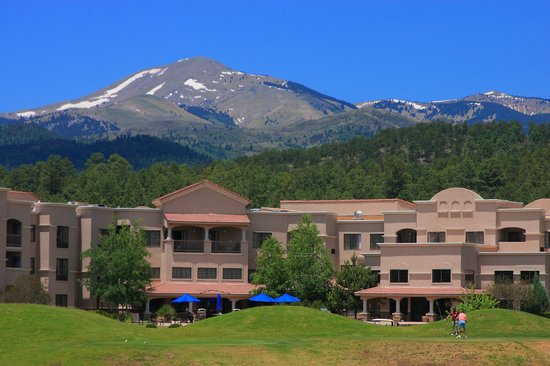 MCM Elegante Lodge & Suites: Lodge at Sierra Blanca