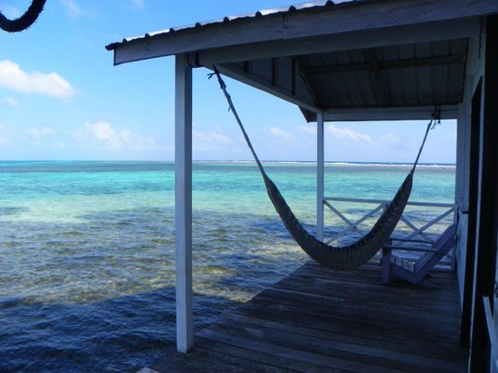 Tobacco Caye Paradise:                   Love it!
