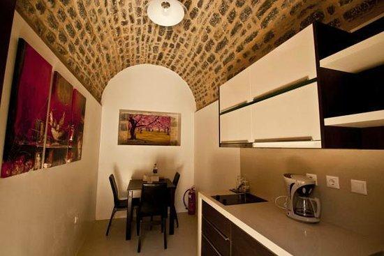 Mesta Medieval Castle Suites Kitchen Lux Suite