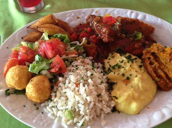 Debbie's Homemade Foods:                   Creole Fish Dish