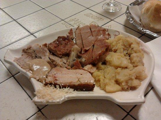 Buffet da Pepi: Porcina con patate