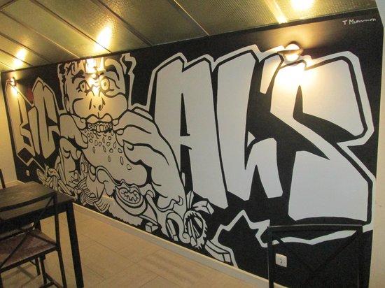 Big Al's Wall