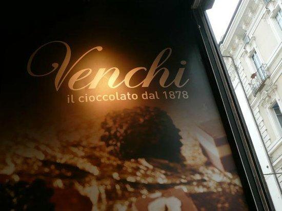 Cioccogelateria Venchi: Venchi
