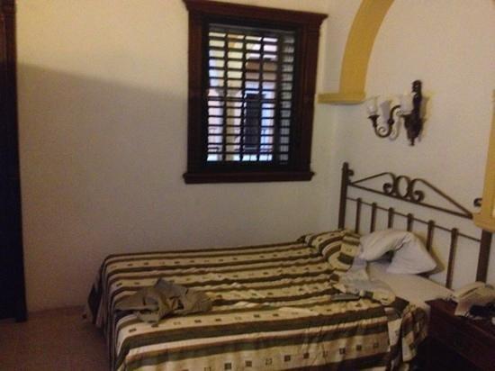 Caribe Hotel: letto