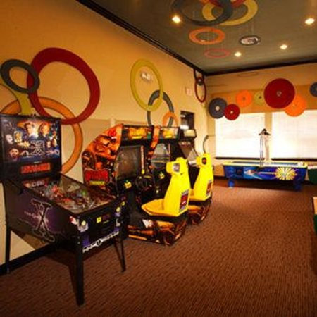 Coral cay game room in club house picture of coral cay - Game room in house ...