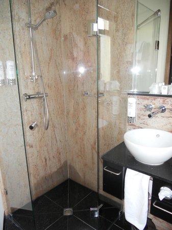BEST WESTERN Apollo Museumhotel Amsterdam City Centre: La doccia, che merita una foto tutta sua!