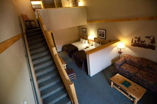 Great Wolf Lodge: Loft Suite