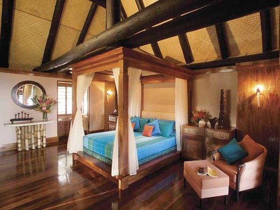 Jean-Michel Cousteau Resort: The Villa interior