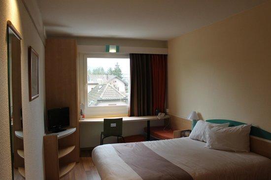 Ibis Geneve Aeroport Hotel: La nostra camera