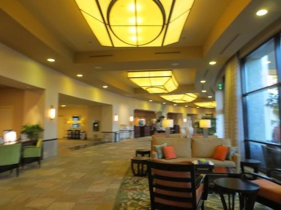Newport Beach Marriott Hotel & Spa: lobby