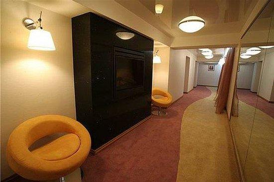 12Inn Bulvar Hotel: Hall