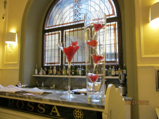 NH Collection Firenze Porta Rossa: Lobby Bar