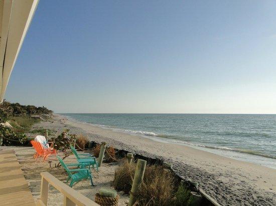 Pearl Beach Inn: gulf