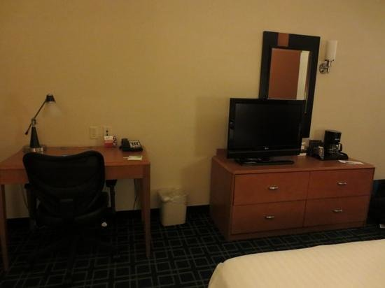 Fairfield Inn & Suites by Marriott Santa Maria: room