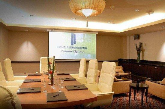 Kenzi Tower Hotel: Meeting Room