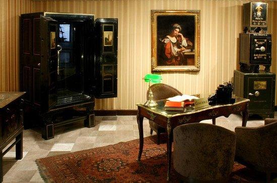 Hotel Geneve Ciudad de Mexico: Concierge