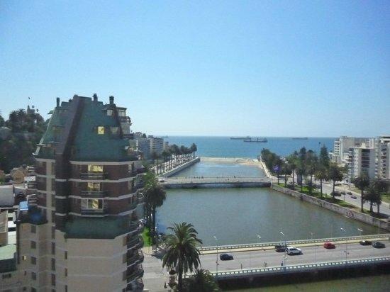 Gala Hotel & Centro de Eventos: Vista increíble!!