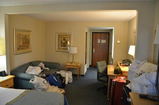 溫德姆溫蓋特美麗華飯店照片