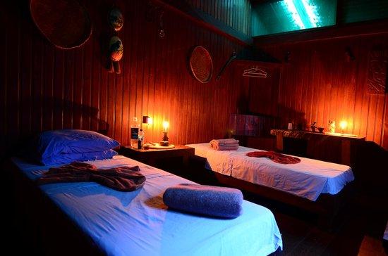 Amazon Village Jungle Lodge:                   Bungalow
