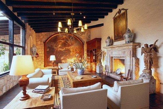 Villa Montana Hotel & Spa: Lobby