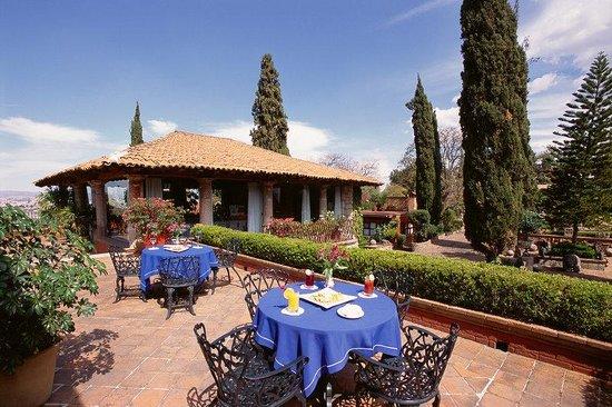 Villa Montana Hotel & Spa: Salon Terraza