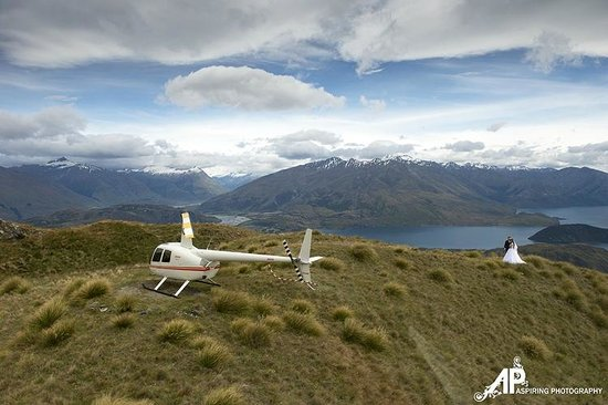 Wanaka Helicopters:                                     Amazing