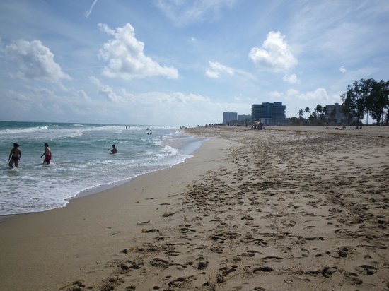 Bahia Mar Fort Lauderdale Beach - a Doubletree by Hilton Hotel:                   The Beach !