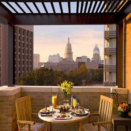 AT&T Executive Education and Conference Center: Presidential Suite Patio
