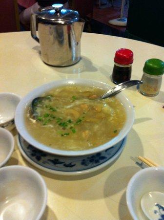Ponggol Seafood: Fish Maw Soup