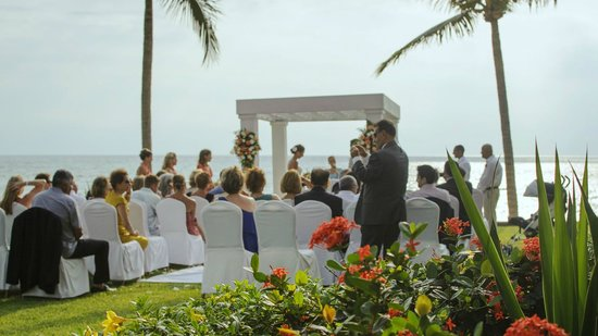 Villa La Estancia Beach Resort & Spa Riviera Nayarit :                   Wedding