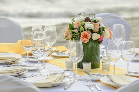 Villa La Estancia Beach Resort & Spa Riviera Nayarit :                   Wedding Reception