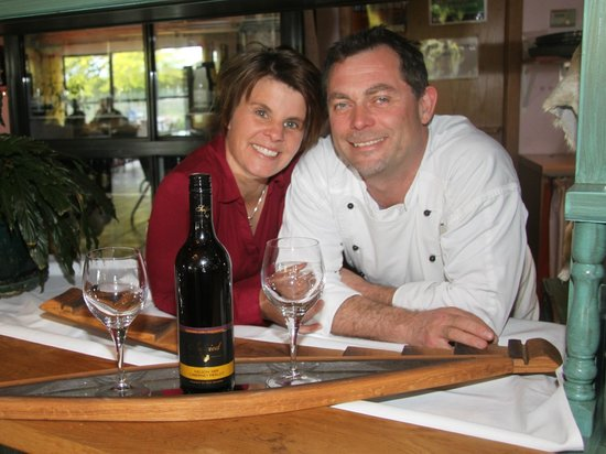Petite Fleur at Seifried Estate: Your Hosts Justine Robertson & Horst Wellmeyer