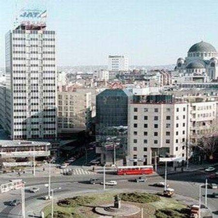 Slavija Hotel: Exterior View