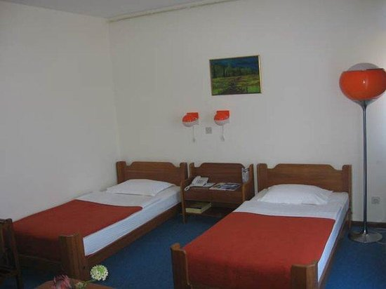 Slavija Hotel: Guest Room