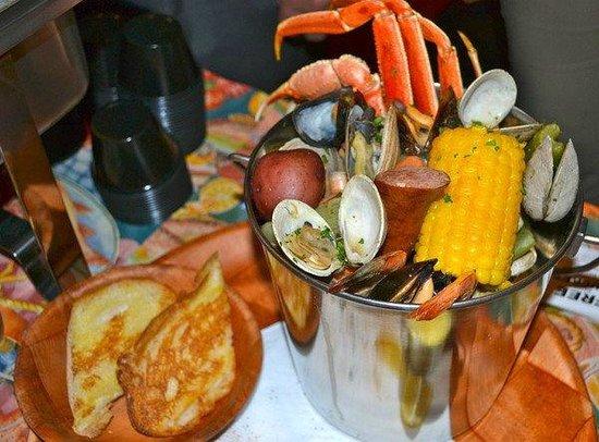 Nantucket Bucket:                   Complete Bucket