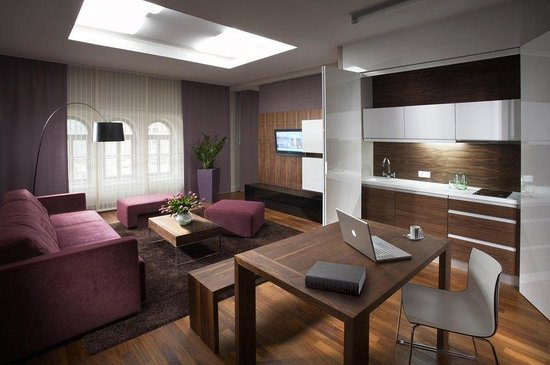 City Park Hotel & Residence: Restaurant