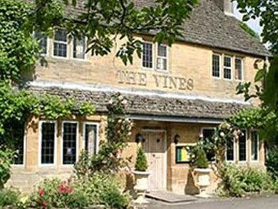 The Vines Bar Rooms : Exterior View