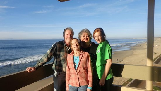 Monterey Tides:                   A day at the Beach
